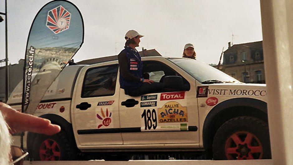 Rallye des Gazelles 2009 : des nouvelles des naviget's