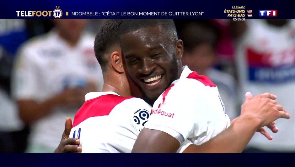 """Ndombélé : """"Lloris a eu un petit rôle dans ma venue à Tottenham"""""""