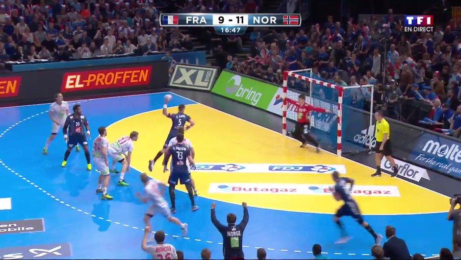 France-Norvège : Remili ramène les Bleus à moins 1