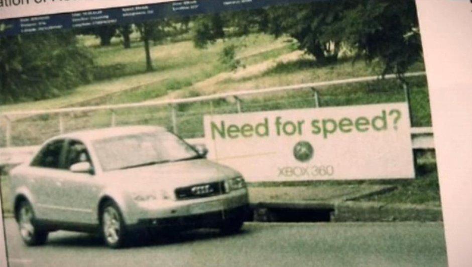 Need For Speed : campagne de pub insolite grâce aux radars...