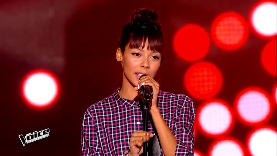 The Voice 4 - Nehuda peut remercier Zazie (VIDEO)