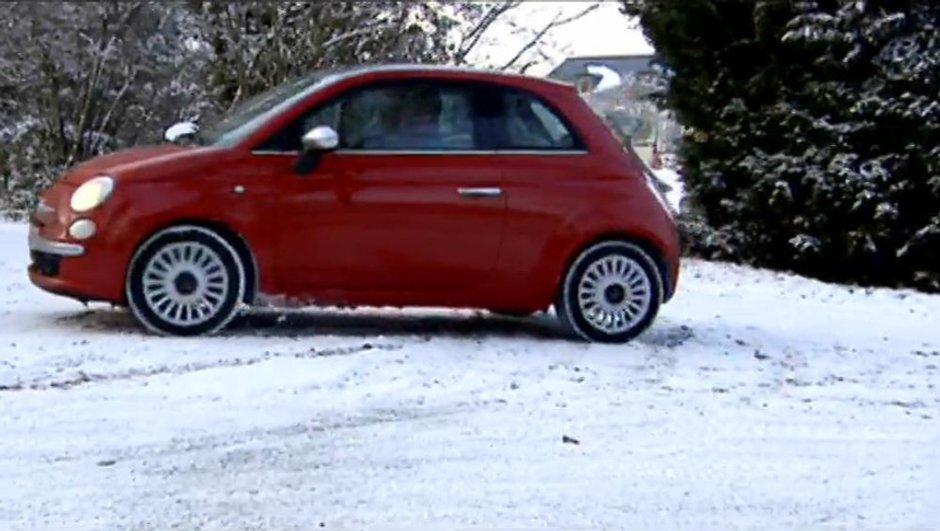 Alerte Météo : neige et verglas, attention sur les routes !