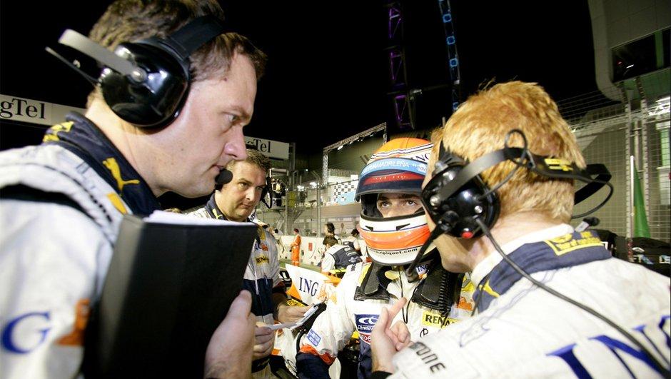 Formule 1 : un accident de Nelson Piquet éveille les soupçons de la FIA