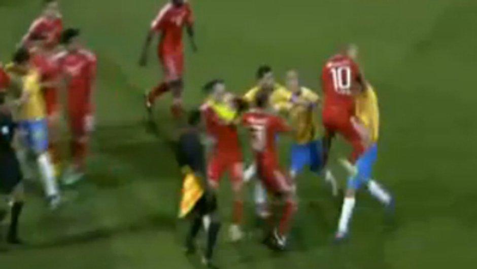 Discipline - Nenê : neuf matches de suspension pour la bagarre