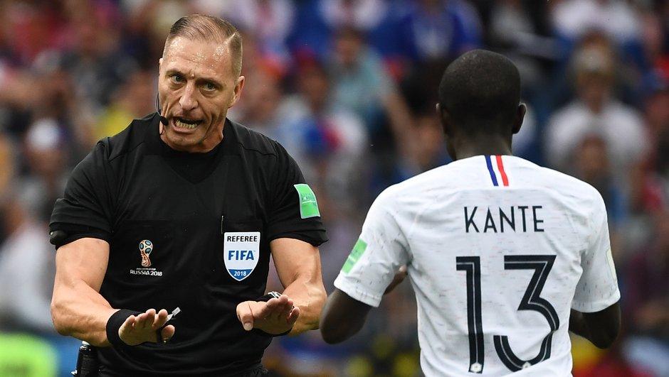 France-Croatie : Nestor Pitana sera l'arbitre de la rencontre