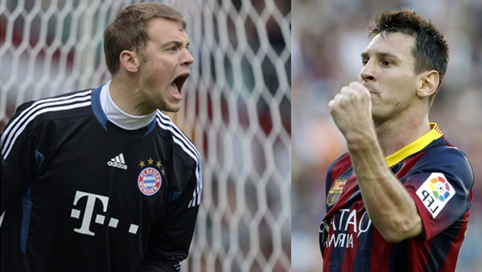 EN DIRECT - FC Barcelone-Bayern Munich : 2-0