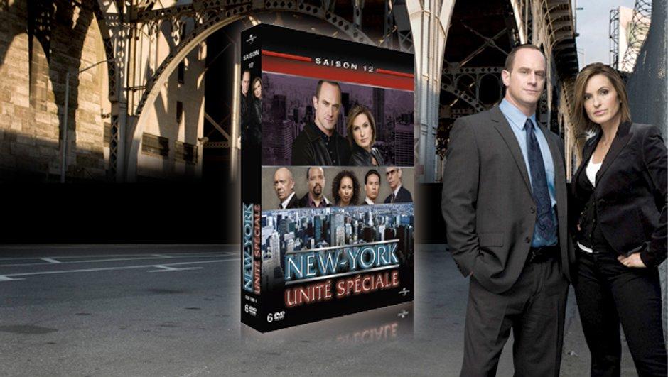 New York Unité Spéciale : gagnez des DVD de la saison 12 !