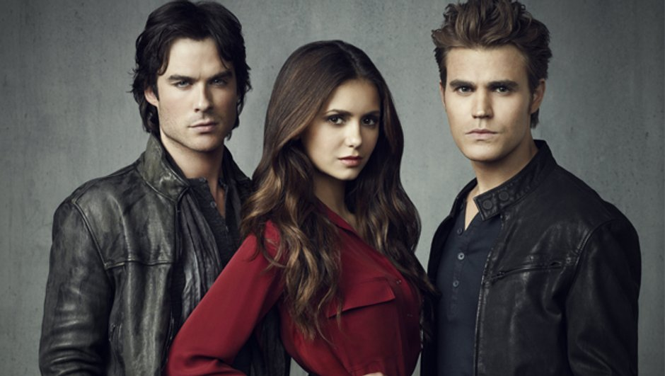 Vampire Diaries : Pas moins de 5 nominations pour les Teen Choice Awards 2013