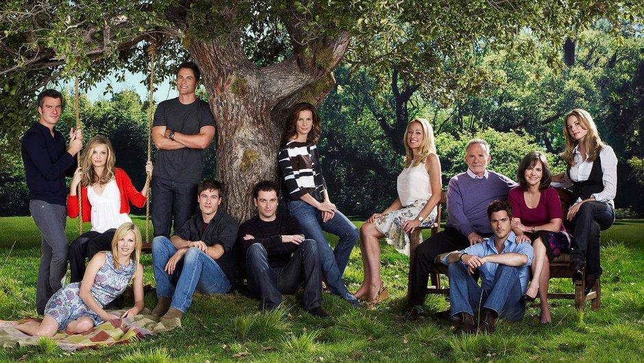 Brothers & Sisters, la série qui prend le relais de Grey's Anatomy à 17h25!