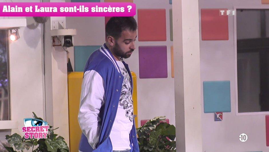Secret Story 11 - Noré et Kamila jaloux du bonheur récent d'Alain et Laura ?