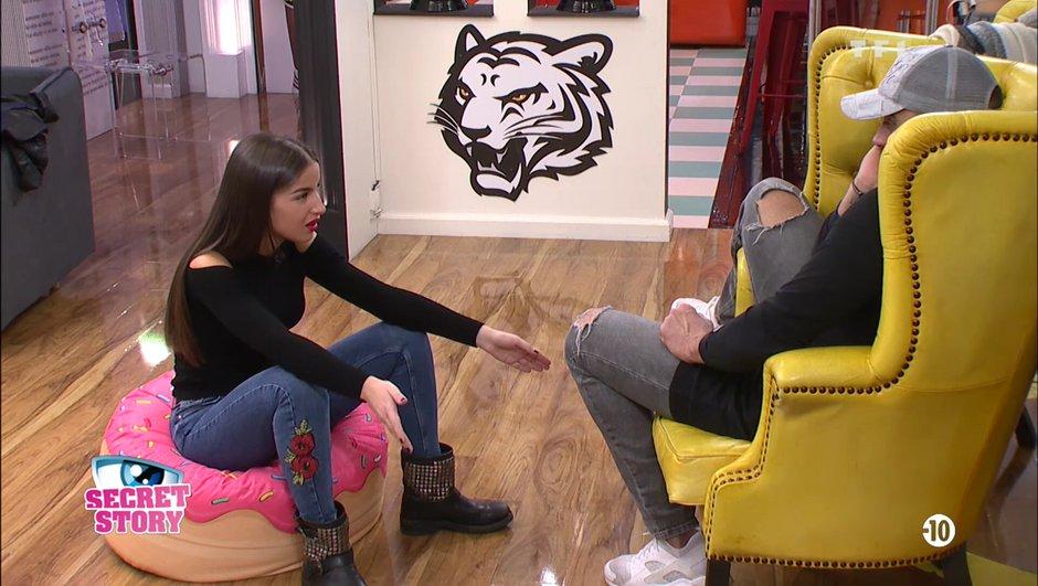 Secret Story 11 : Kamila ne veut pas être coachée par Noré