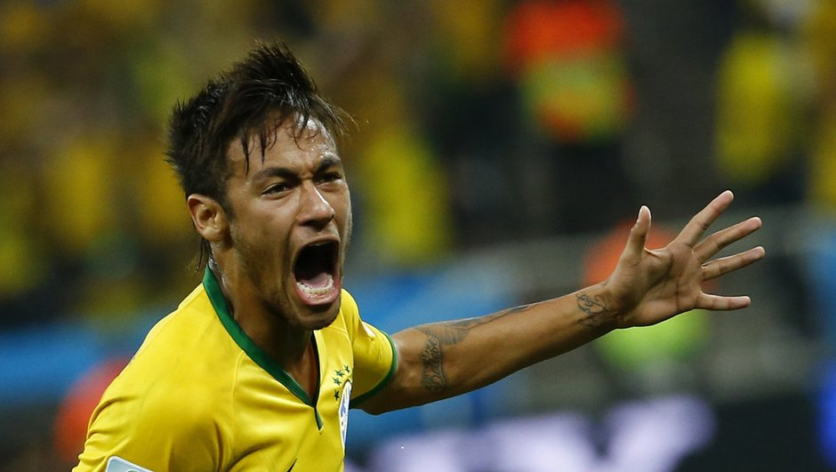 Brésil : Neymar rate l'immanquable seul face au but