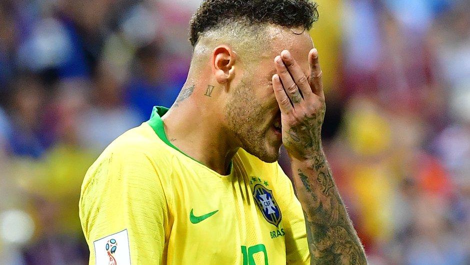 """""""Blackout"""", """"Neymar Ciao""""… La presse brésilienne étrille la Seleçao"""