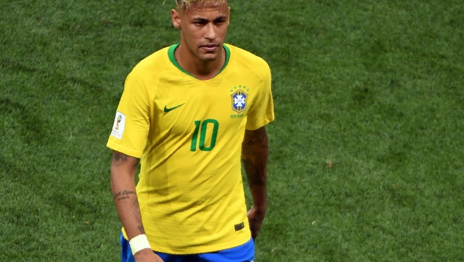 Brésil-Costa Rica : Neymar titulaire