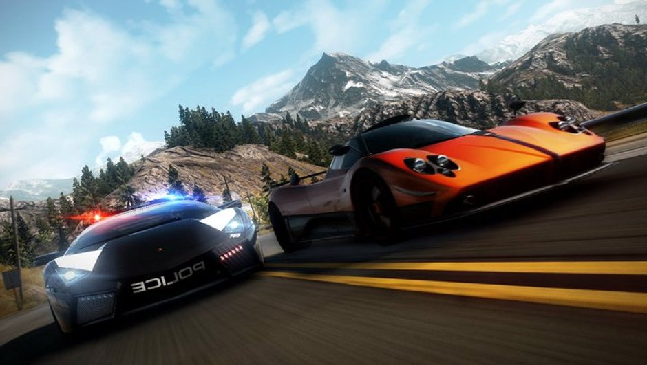 Need For Speed Hot Pursuit débarque !