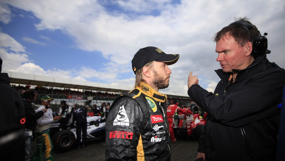 F1 : Heidfeld et Lotus Renault GP se séparent d'un commun accord