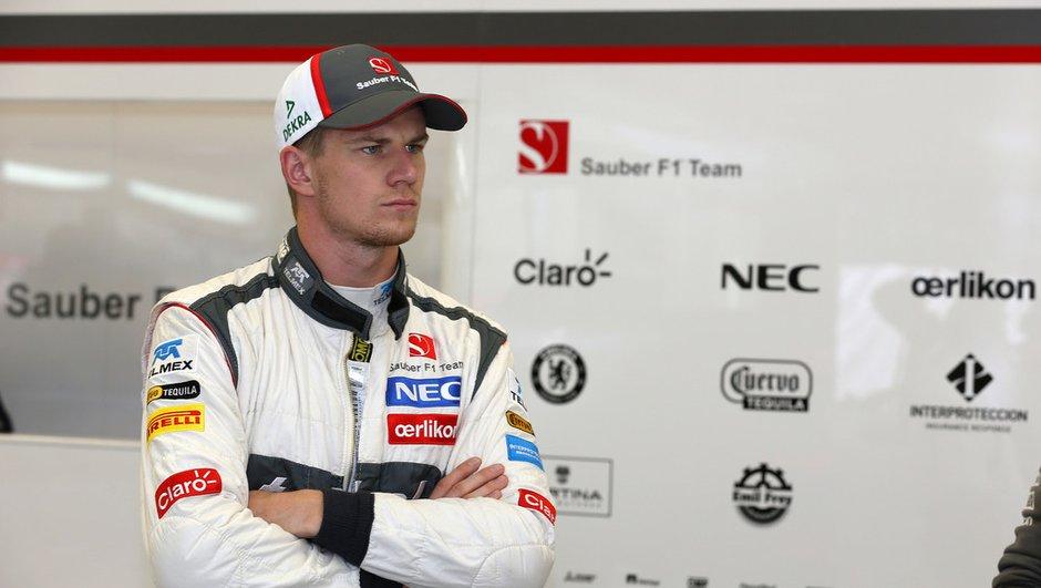 F1 : Hulkenberg était à une signature du poste chez Ferrari