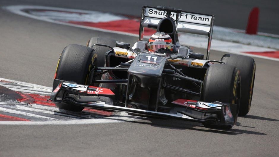 F1 : Sauber s'associe à trois fonds d'investissments russes