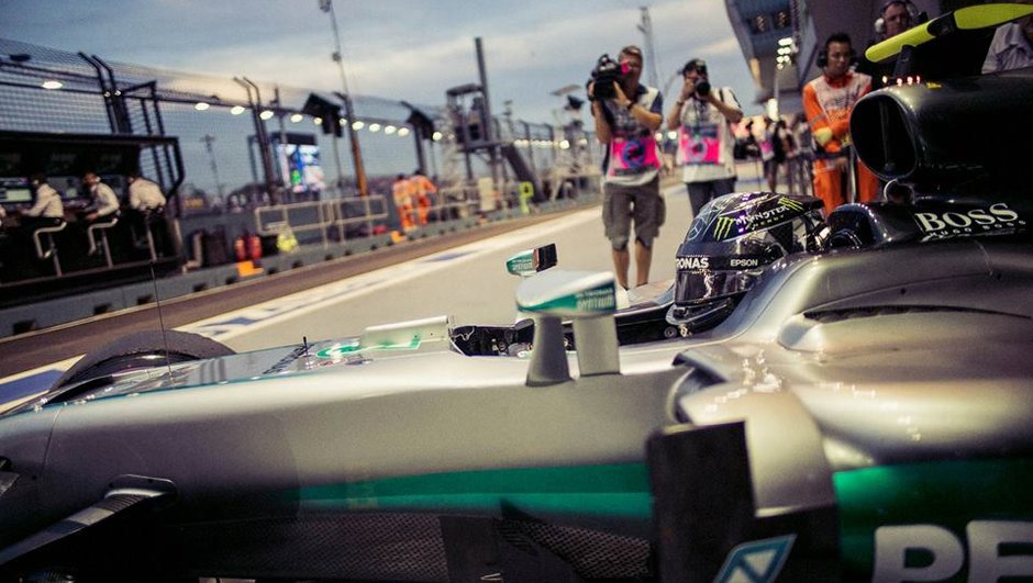 F1 - GP de Singapour 2016 : pour Nico Rosberg, sa pole est l'un des troisièmes meilleurs tours de sa carrière