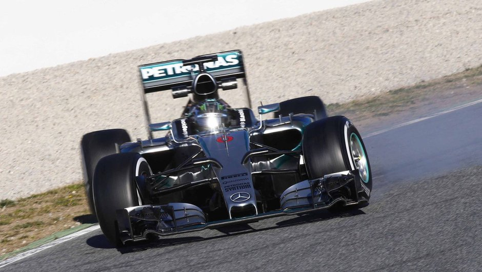 F1 2015 - Essais de Barcelone II J2 : Rosberg et Mercedes en patrons