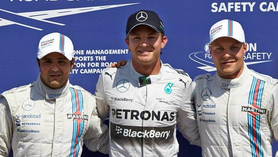 F1 - GP Allemagne 2014 : Rosberg a laissé le spectacle à Hamilton, pas la victoire