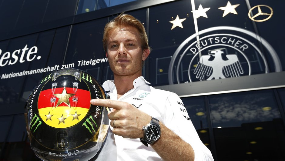 F1 - Essais 3 GP Allemagne 2014 : avantage Rosberg avant les qualifications