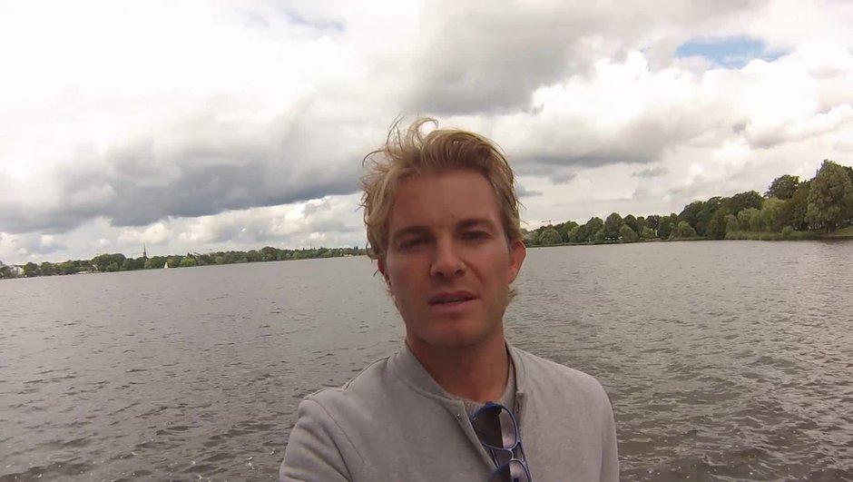 F1 : Rosberg a une vision différente des faits de Hamilton