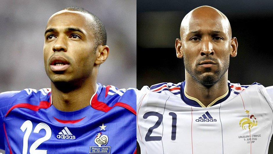Chelsea : le duo Nicolas Anelka - Thierry Henry reformé ?