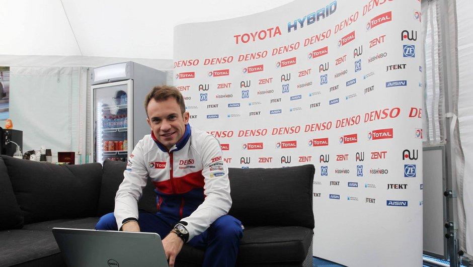 Endurance - Nicolas Lapierre sera absent aux 6h de Fuji