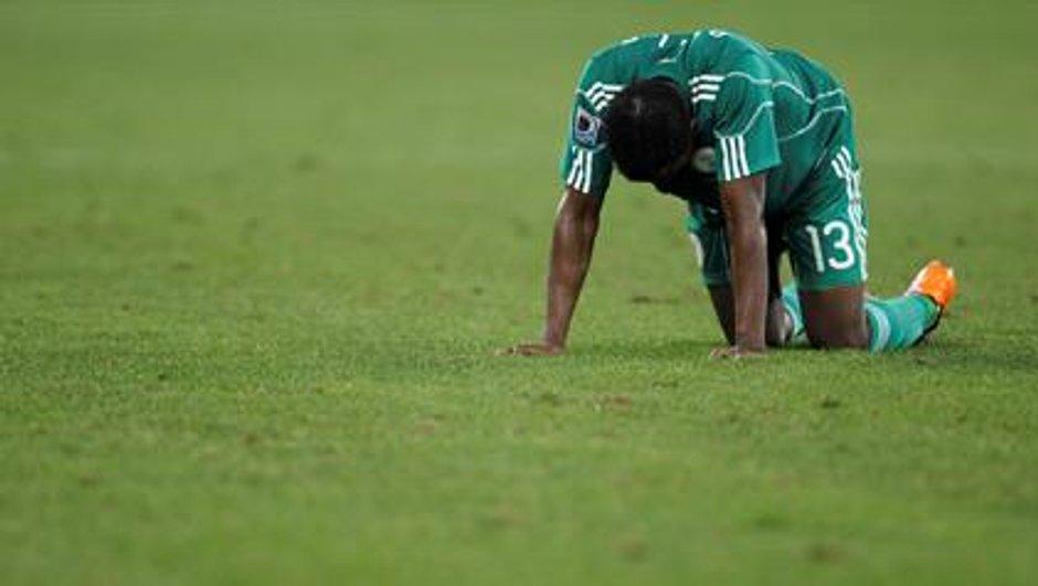Le Nigéria suspendu deux ans !