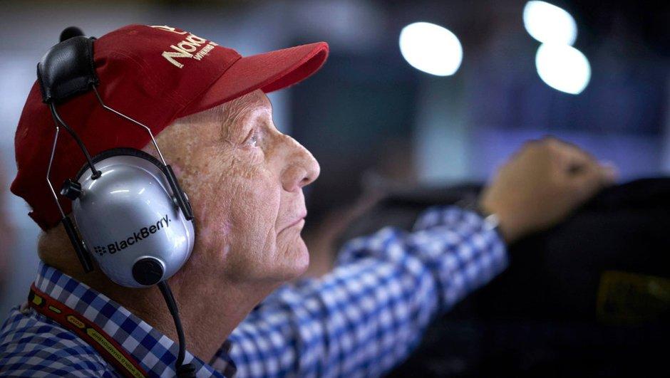 F1 2017 : Selon Lauda, Mercedes ne pense pas à Vettel pour 2018