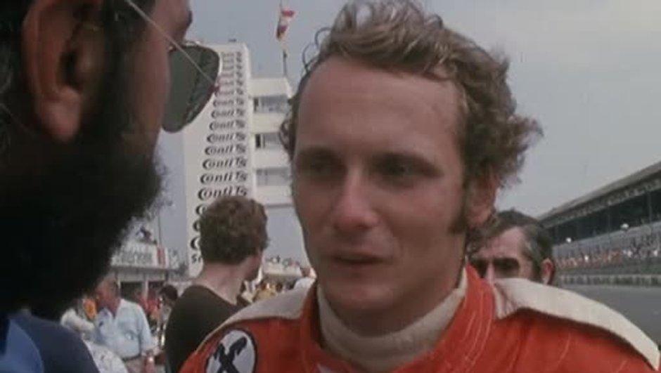 """Formule 1 - Lauda, """"l'Ordinateur"""" en route vers son premier titre mondial"""
