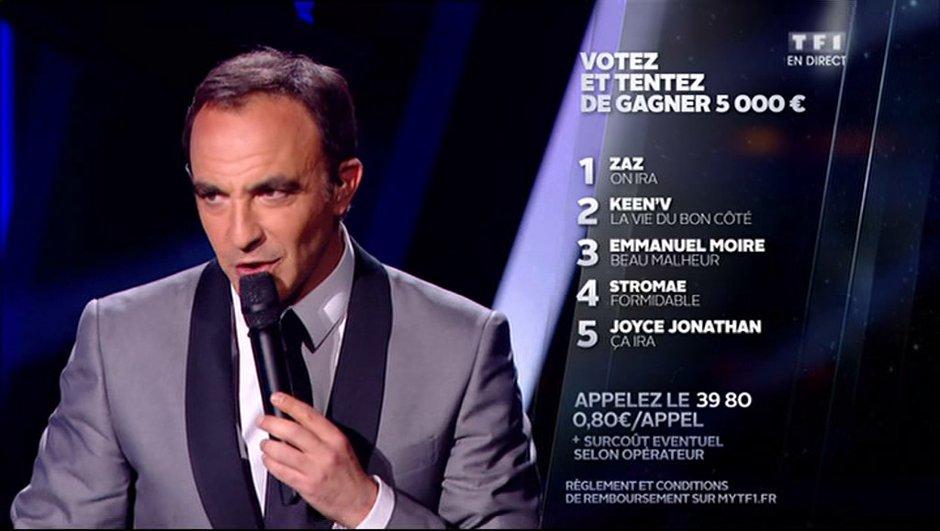 NRJ Music Awards - Chanson Francophone de l'année : les 5 chansons nominées