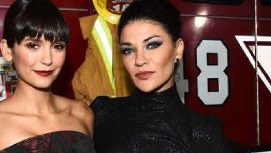 Nina Dobrev et Jessica Szohr de Gossip Girl réunies pour une avant-première