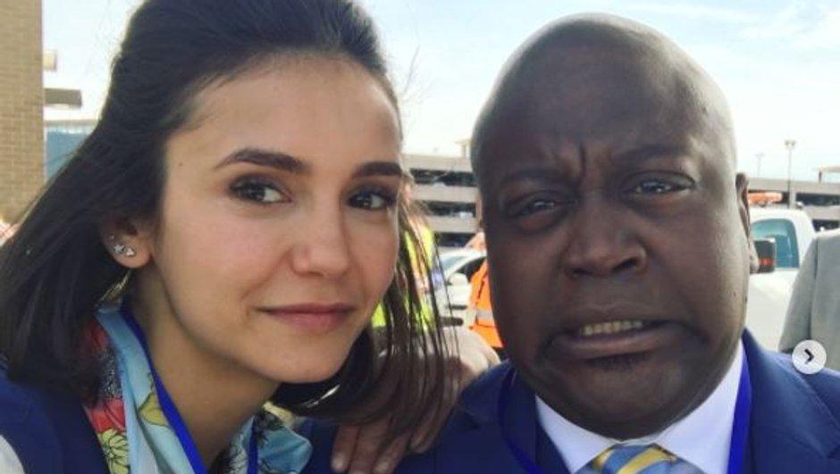 Vampire Diaries : Nina Dobrev s'éclate sur le tournage de son nouveau film