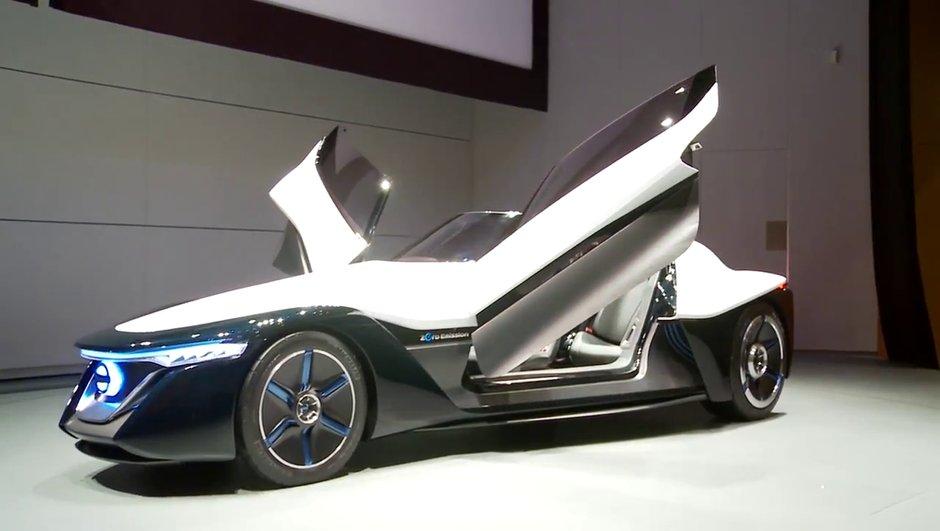 Nissan BladeGlider Concept 2013 : une sportive électrique pour Tokyo