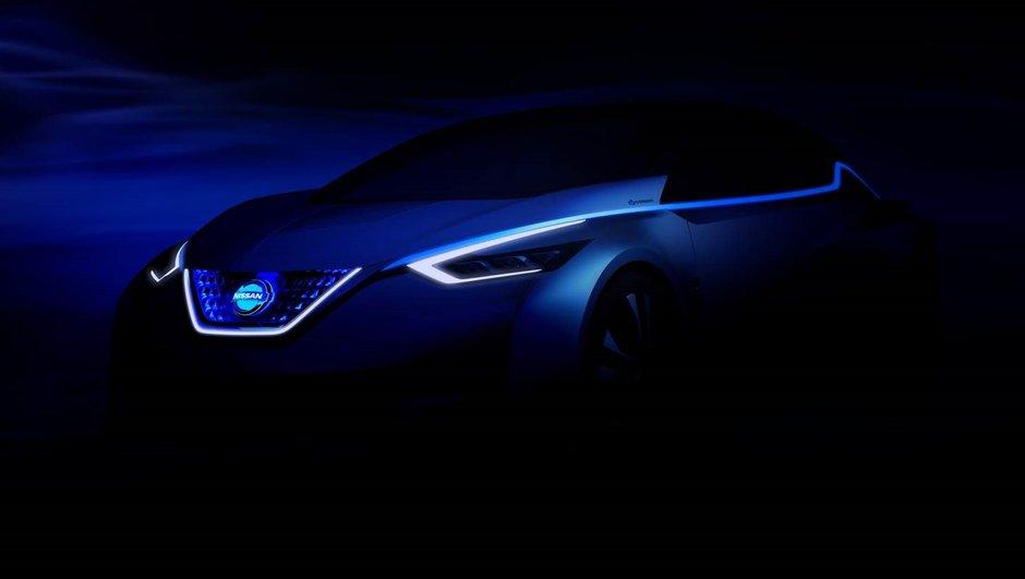 Nissan : la future électrique LEAF au Salon de Tokyo ?