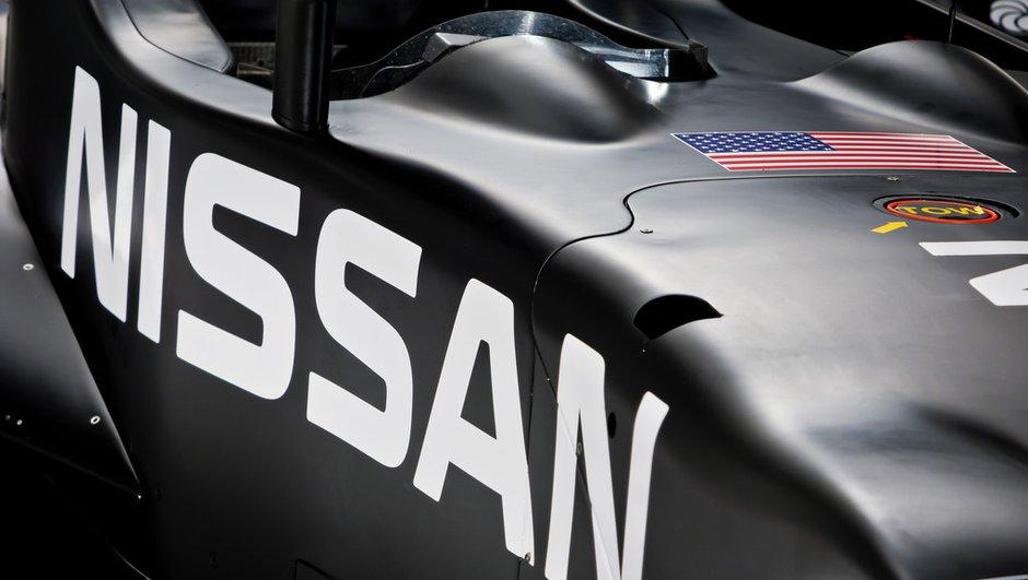 Nissan électrisera les 24H du Mans 2014