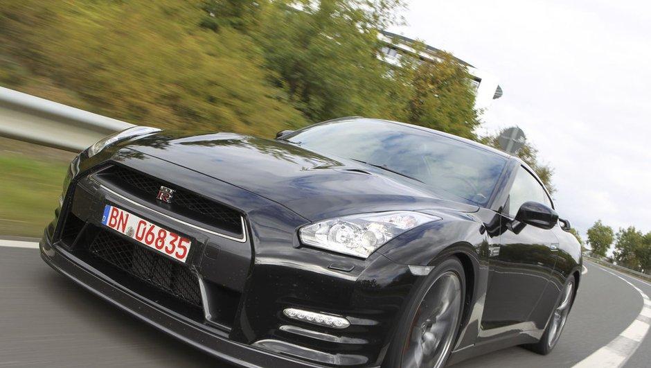 Nissan GT-R : 550 chevaux pour 2012