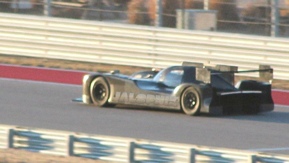 Endurance - La Nissan GT-R LMP1 surprise en essais