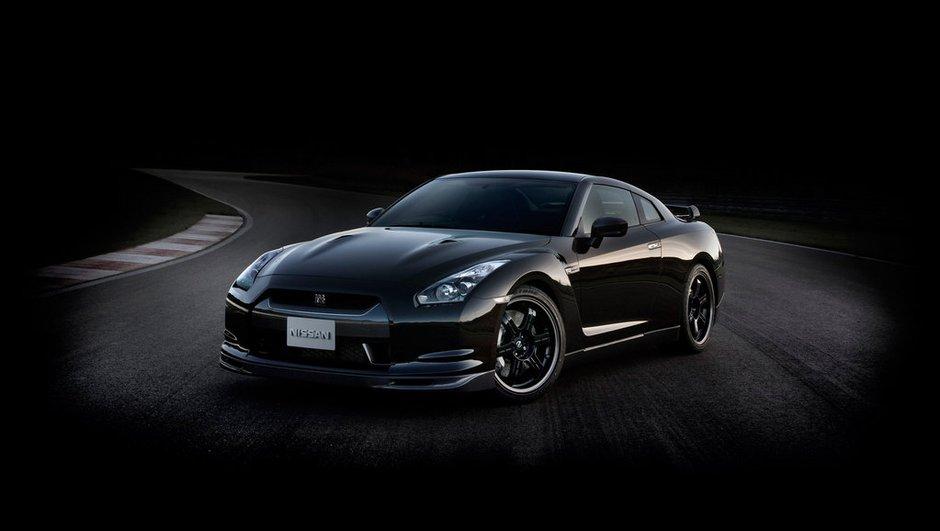 Nissan GT-R Spec V : Née pour la course !