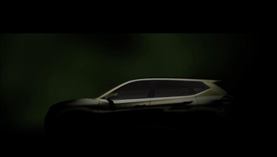 Salon de Genève 2012 : Nissan Hi-Cross Concept en teaser