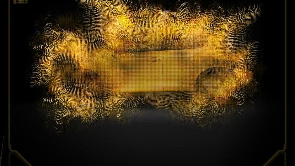 Nissan Juke 2014 : première image officielle (floue) du restylage
