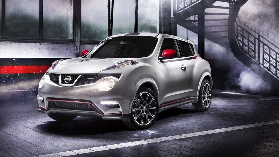 Nissan Juke Nismo : va y'avoir du crossover sport !