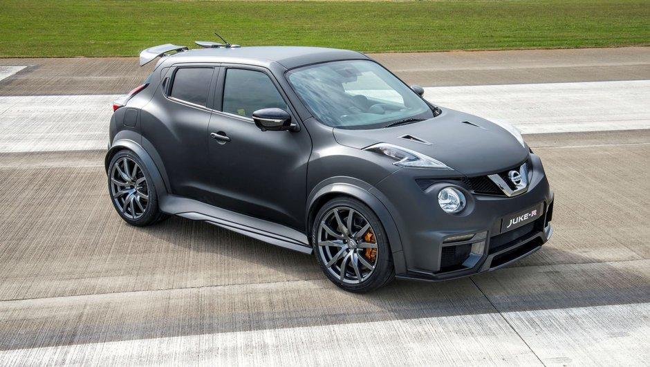 Festival de Goodwood 2015 : le Nissan Juke-R 2.0 passe à 600 chevaux