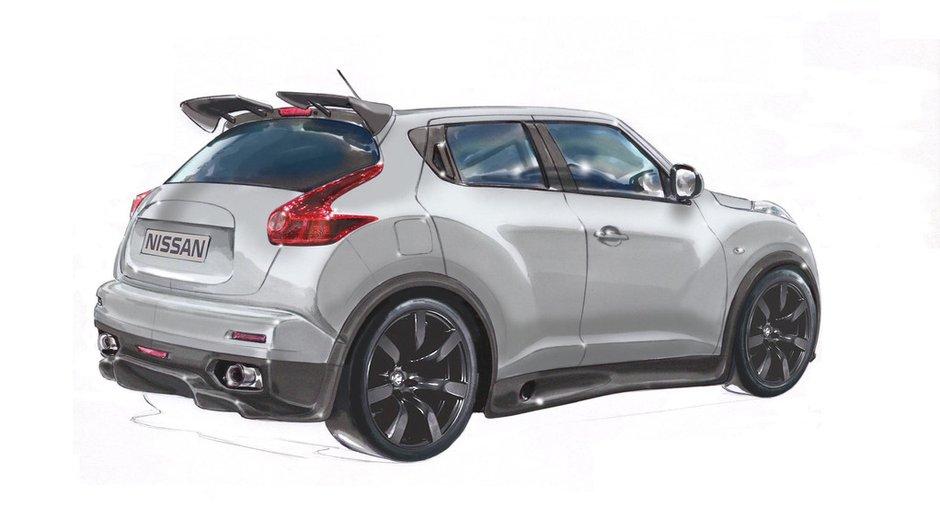 Nissan Juke-R : le super crossover confirmé !