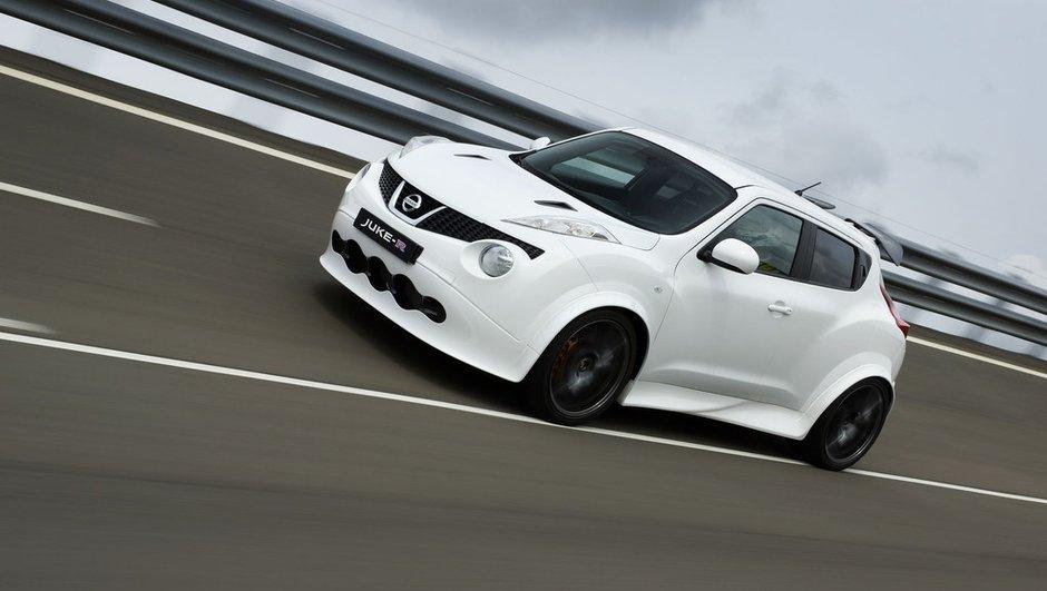 Nissan Juke-R : ça démarre à 500.000 euros !