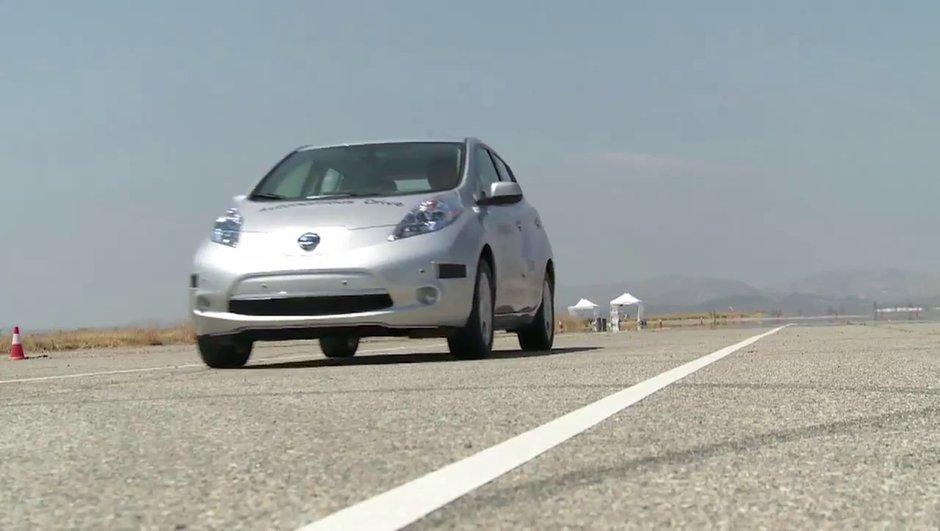 Nissan : des voitures autonomes abordables d'ici 2020 ?