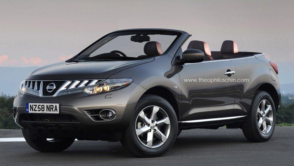 Nissan Murano Cabriolet : un CrossCabriolet au Salon de Los Angeles ?