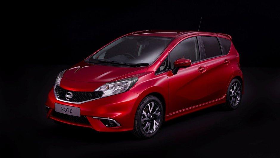 Salon de Genève 2013 : nouvelle Nissan Note, le minispace résistant